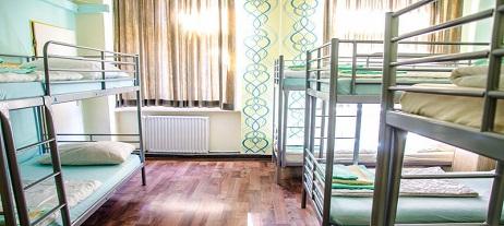 Dorm Schlafsaal Zimmer